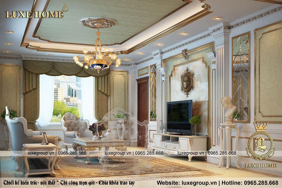 thiết kế nội thất chưng cư nt 0120