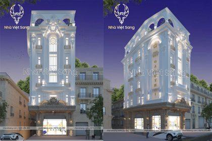 Thiết Kế Văn Phòng Kết Hợp Nhà Ở Tại Quảng Ninh – BT 6111