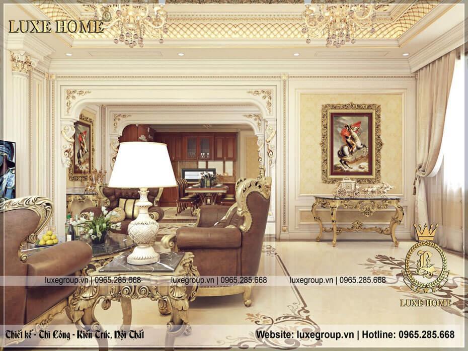 thi công nội thất gia đình Anh Phong 01