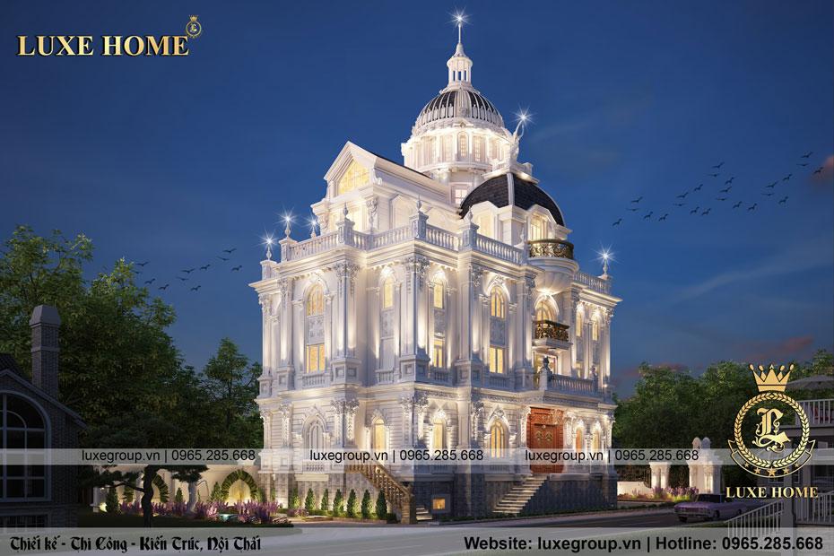 thiết kế lâu đài tiện nghi ld 3134