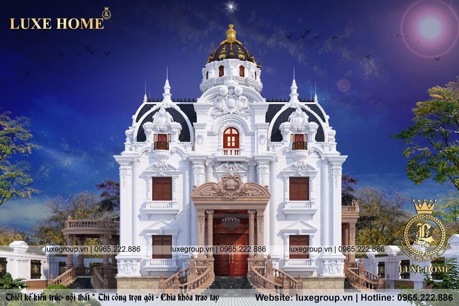 lâu đài cổ điển ld 41125