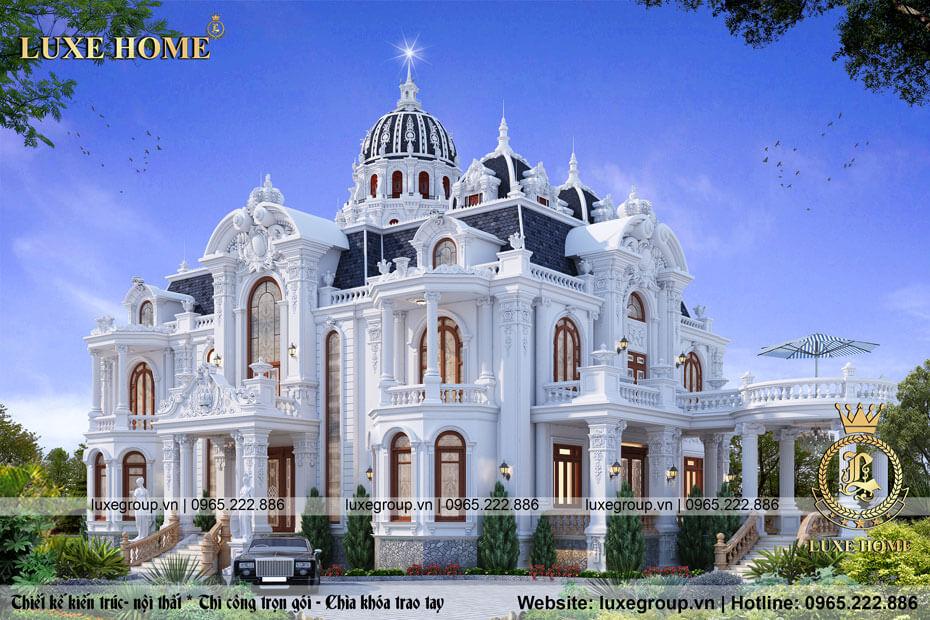 lâu đài tân cổ điển ld 21588