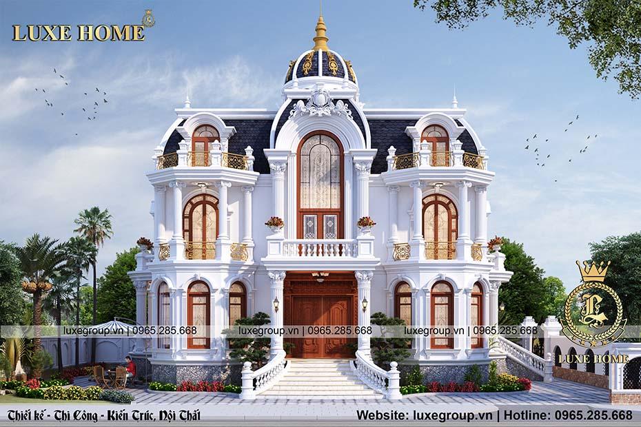 lâu đài tân cổ điển ld 21978