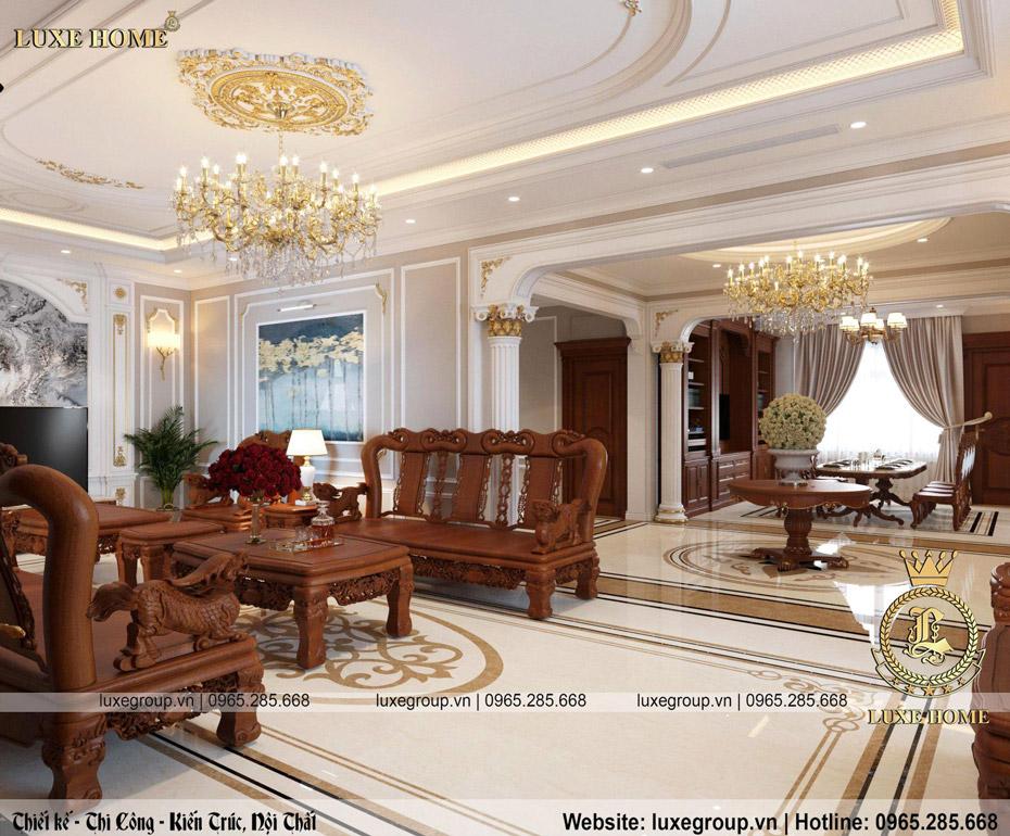 thiết kế nội thất gỗ anh khuê bt 3242 02