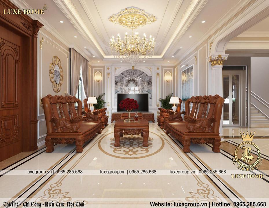 thiết kế nội thất gỗ anh khuê bt 3242 01