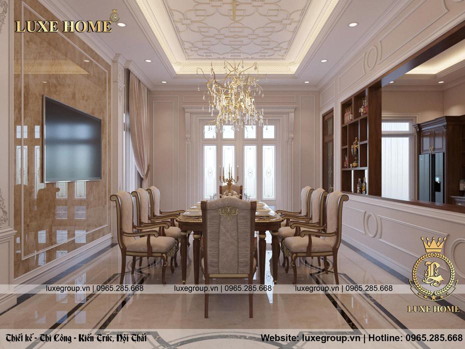 thiết kế nội thất phòng bếp ăn anh sang 02