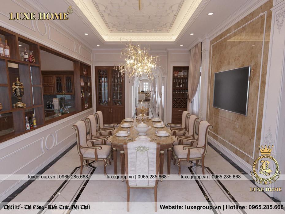 thiết kế nội thất phòng bếp ăn anh sang 03