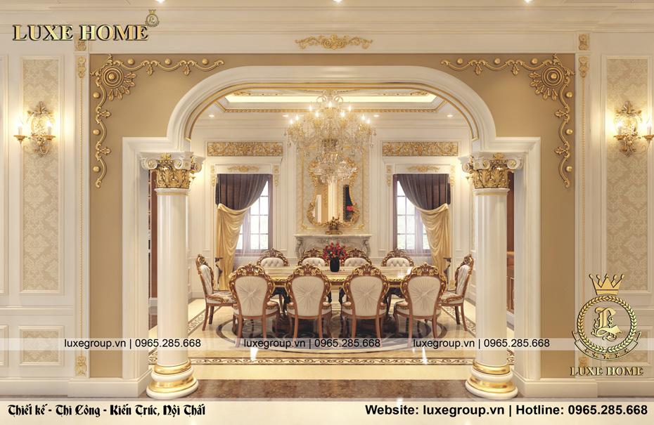 thiết kế phòng bếp cao cấp nt 0145
