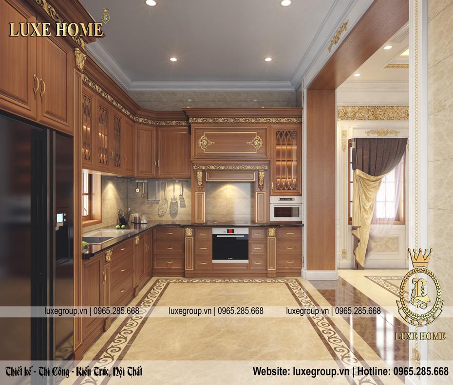 không gian phòng bếp tiện nghi nt 0145