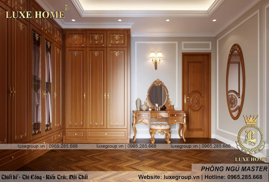 thiết kế nội thất gỗ anh khuê bt 3242 18