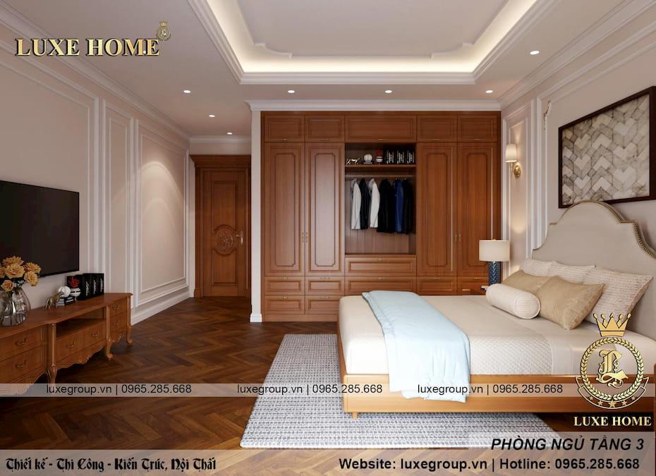 phòng ngủ trên tầng 3 01