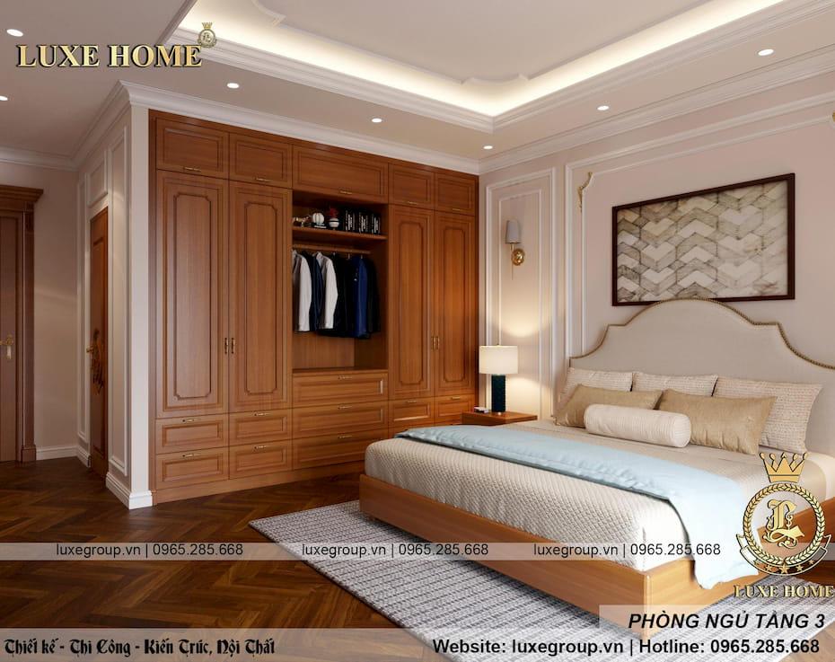phòng ngủ trên tầng 3 03