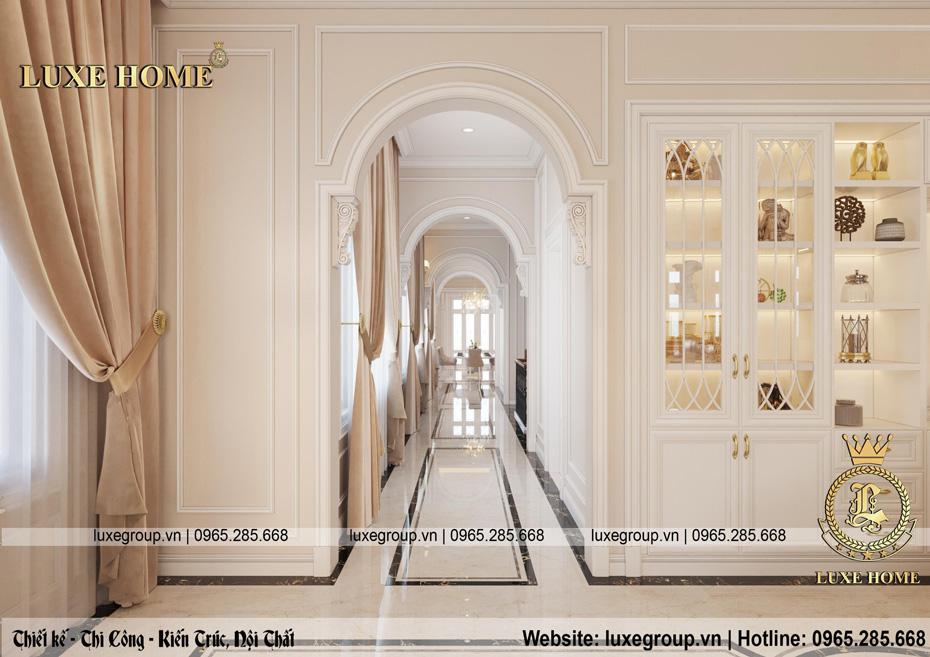 nội thất lâu đài phòng bếp ld 1168 05