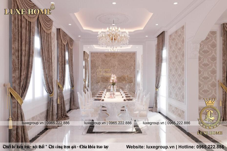 thiết kế nội thất phòng ăn nt 2135 02