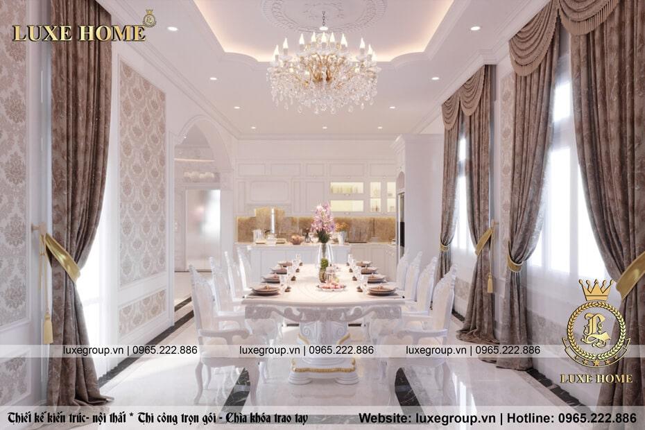 thiết kế nội thất phòng ăn nt 2135 01