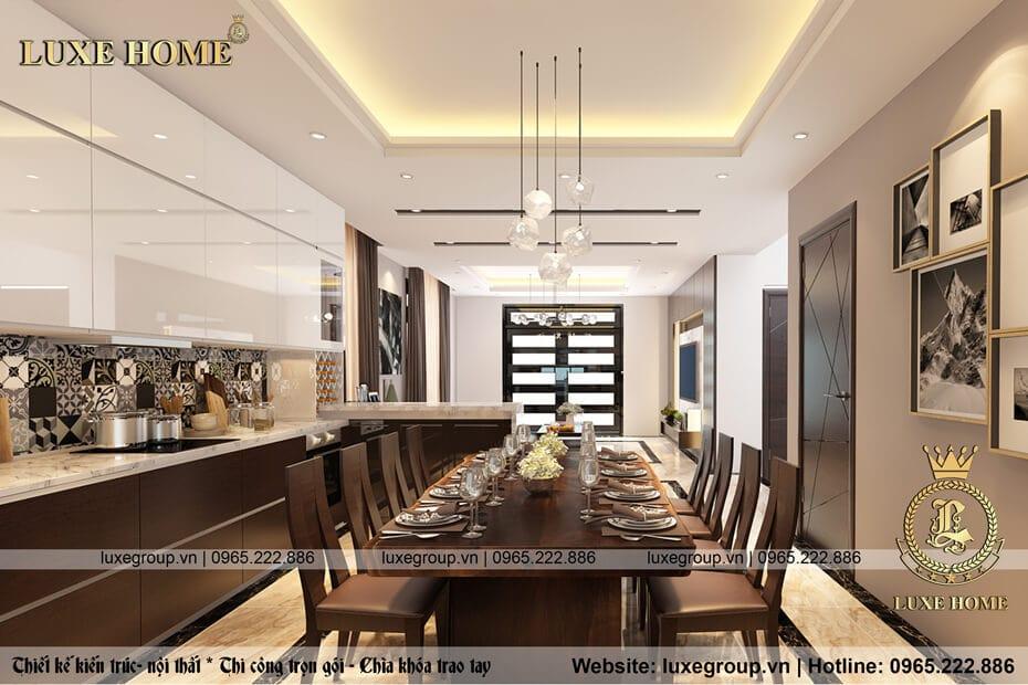 thiết kế nội thất phòng bếp nt 2123 07