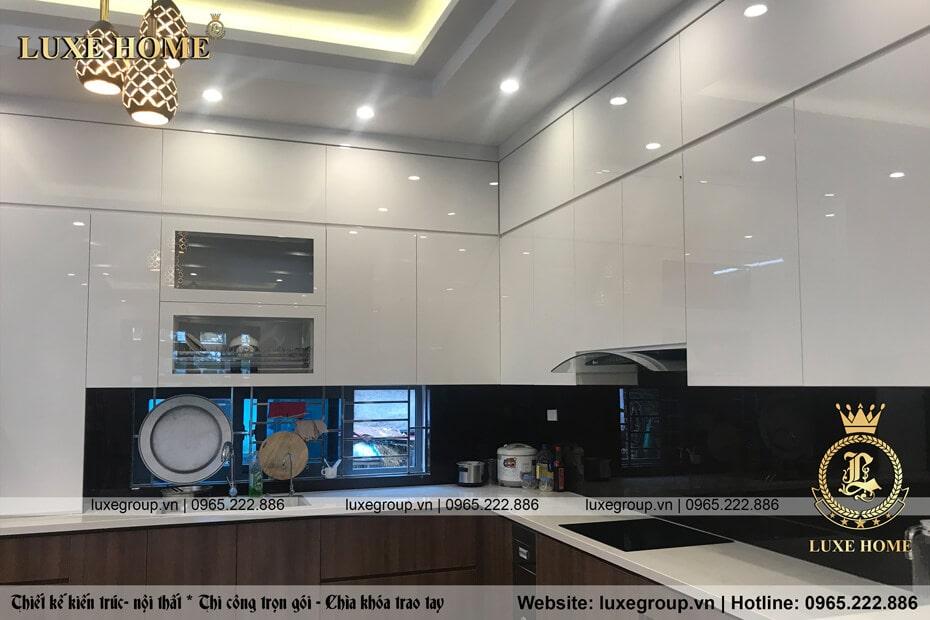 thiết kế nội thất phòng bếp nt 2123 09