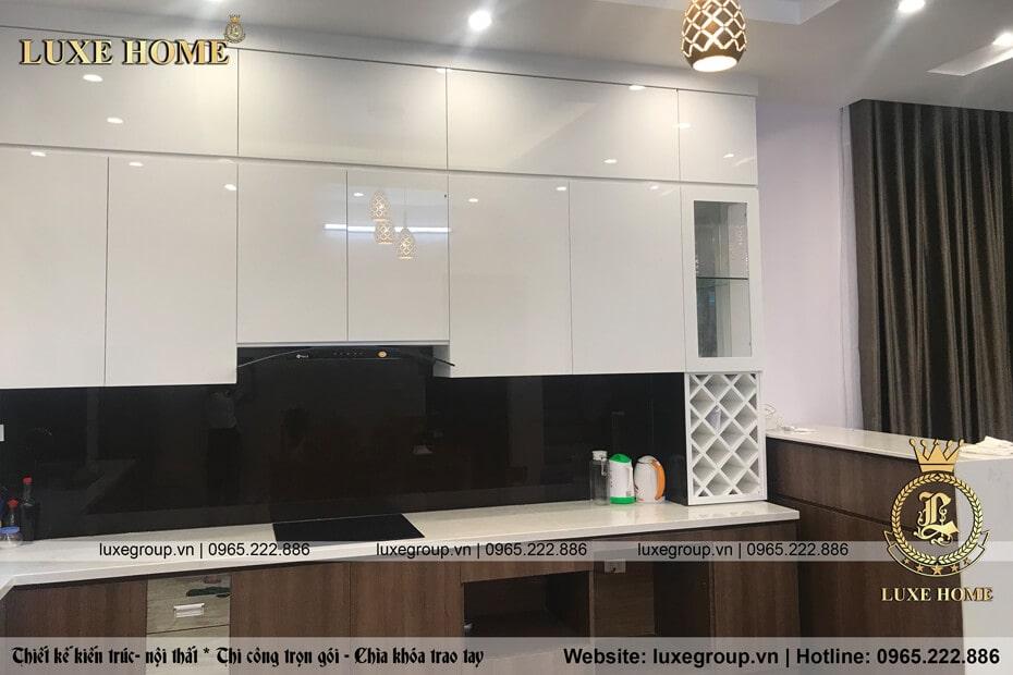 thiết kế nội thất phòng bếp nt 2123 10