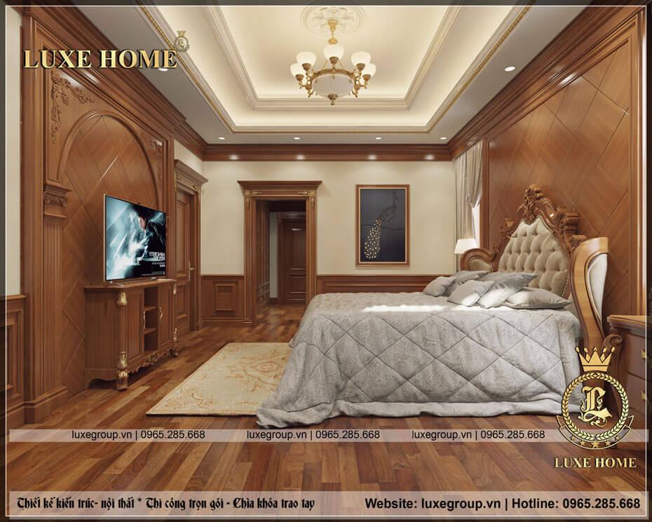 phòng ngủ gỗ chú phúc